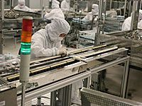 Computer assembly line