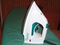 Clothes Iron Reservoir