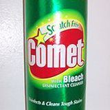 Container of Comet