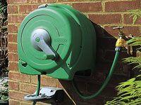 garden hose winder