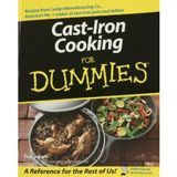cast iron for dummies book