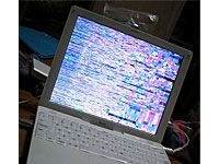 laptop screen