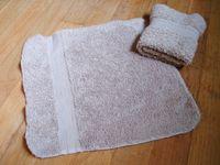 White dish cloth