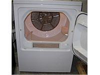 Empty Clothes Dryer