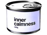 can of inner calmness
