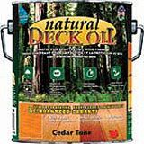 can of natural deck oil