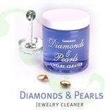 Jar of Gemcare's Jewelry Cleaner