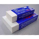 white vinyl erasers