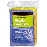 package of microfiber cloths
