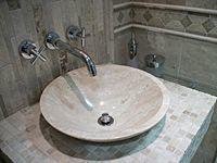 limestone sink
