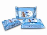 packages of wet wipes