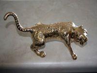 brass figurine
