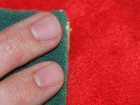 rinsing microfiber