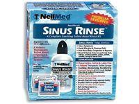 package of sinus rinse