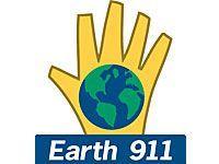 earth 911 logo