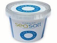 package of sea salt