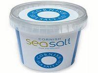 package of sea salt