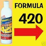 bottle of formula 420