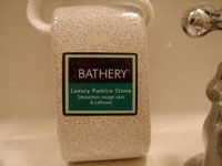 bathery pumice stone