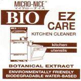 Box of Bio-Nice kitchen cleaner