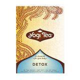 box of detox organic tea