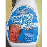 Bottle of Begley's Best