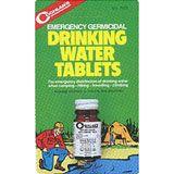 Bottle of Iodine Tablets
