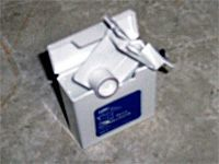 container of floss
