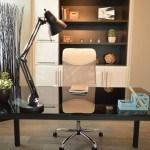 A clean desk
