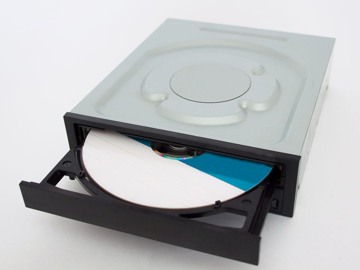 How to Clean a CD-ROM Drive