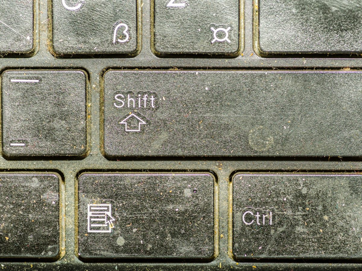 how to clean das keyboard