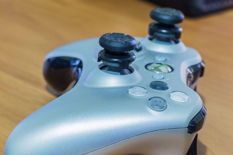 A Xbox 360 remote.
