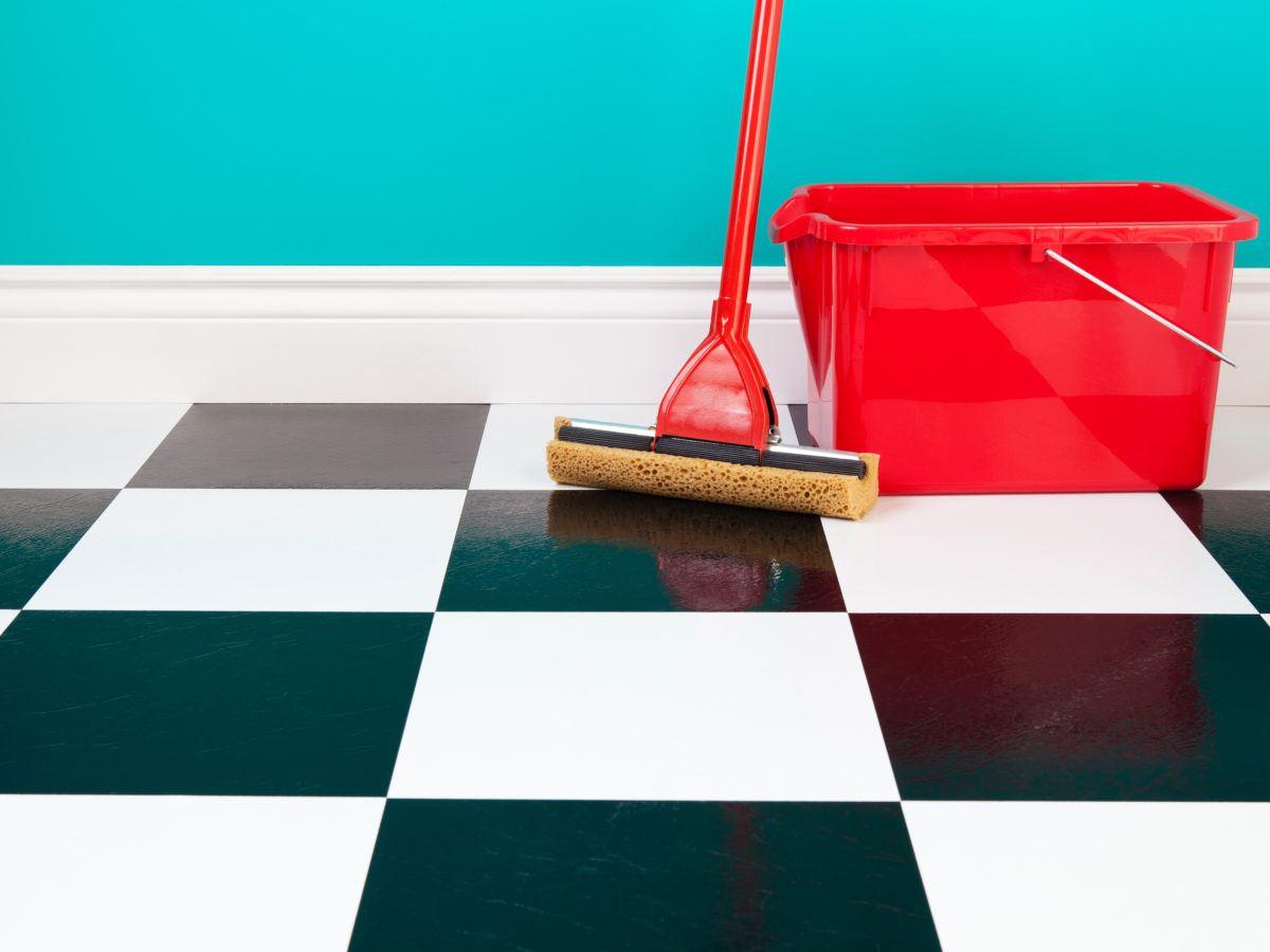 How to Clean Linoleum