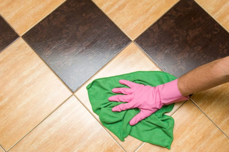 How To Clean Tile Floors - Clean tile floors without residue